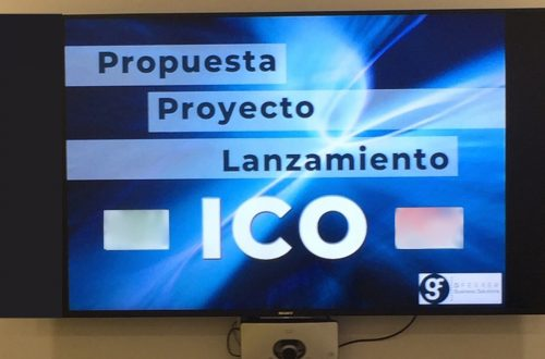 Proyecto Lanzamiento ICO