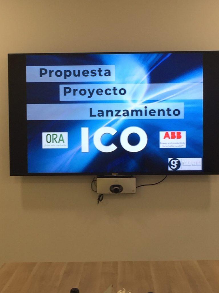 Propuesta lanzamiento ICO